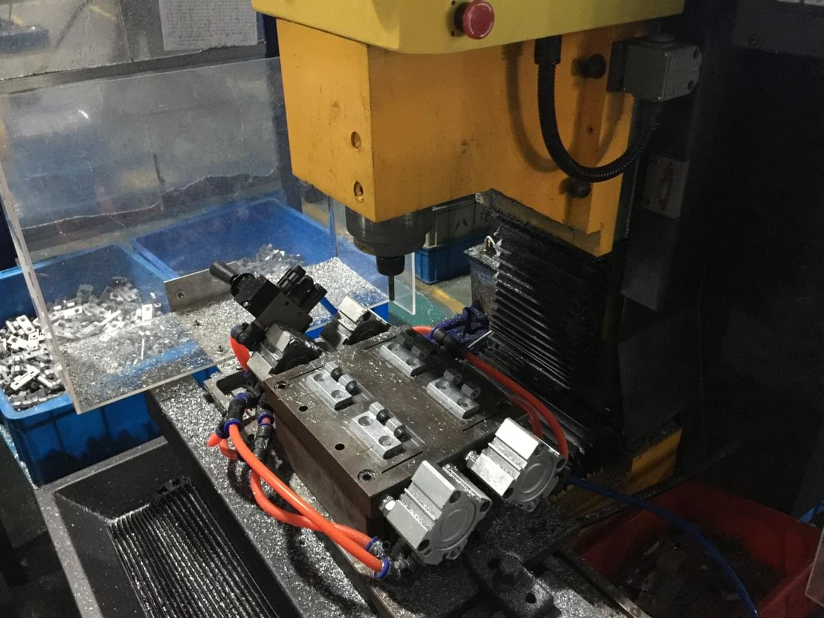 small cnc milling
