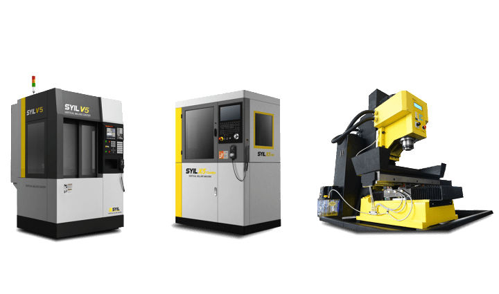 Personal CNC Mill - SYIL 5 Series