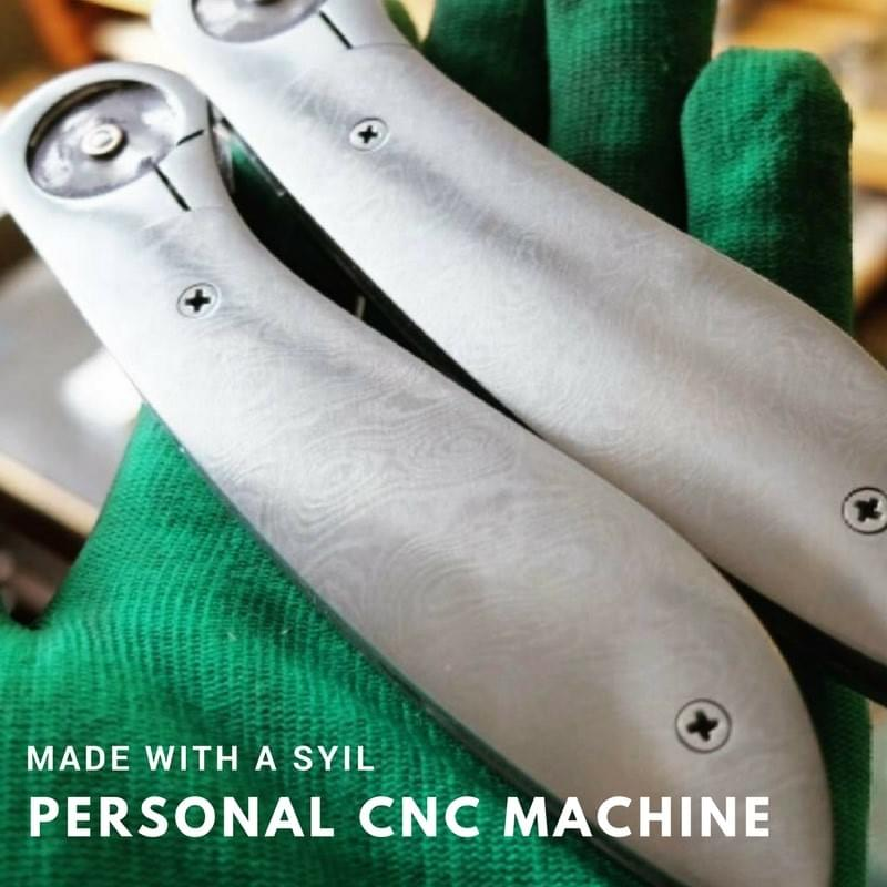 Personal CNC Machine from SYIL