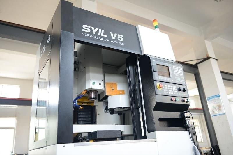 SYIL V5 mini milling machine