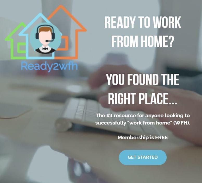 Ready to work from home? The #1 resource for anyone looking to successfully work from home (WFH)