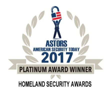 """Best Surveillance Video Tracking Software"" - ASTORS, American Security Today"