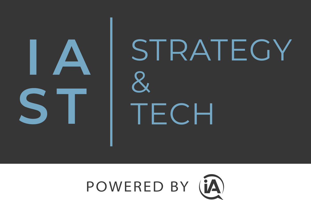 iA Strategy & Tech conference logo