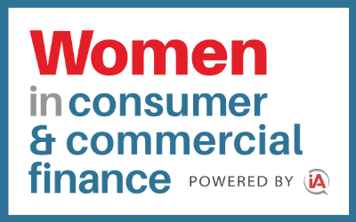 Women in Consumer & Commercial Finance logo
