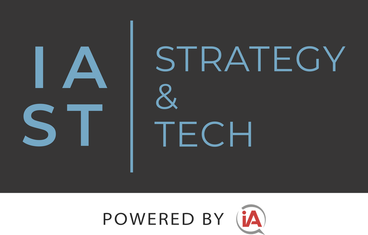iA Strategy & Tech logo