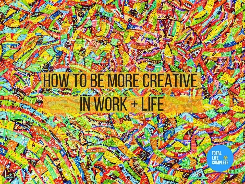 Brett Cowell - How to be more creative in work + life