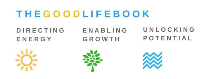 The Good Life Book - Brett Cowell