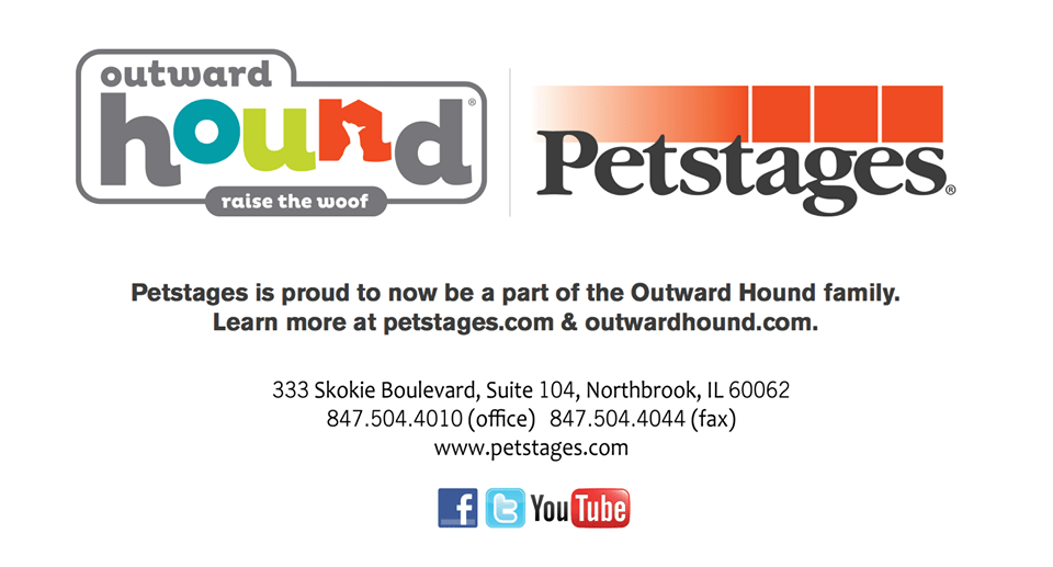 Outward Hound Acquires Petstages