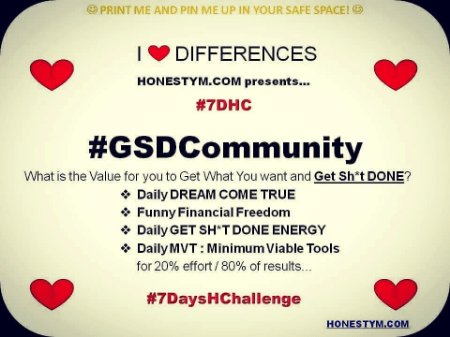 CLICK and GET 70% OFF the GSD Daily Accountability Group for 6months!