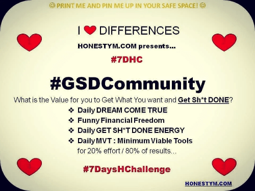 CLICK TO JOIN THE GSD COMMUNITY AT 70% OFF NOW!