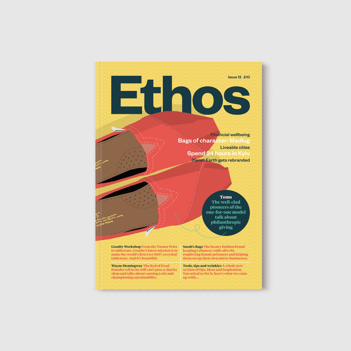 Ethos Magazine Issue 12
