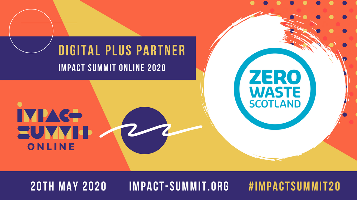 Zero Waste Scotland - Digital Plus Partner