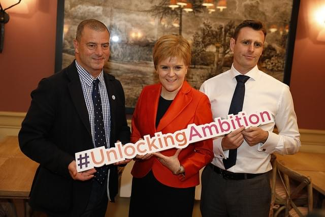 #UnlockingAmbition | McAteer Photography / Scottish Enterprise