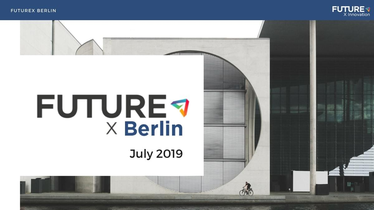 Download Information Pack | FutureX Berlin