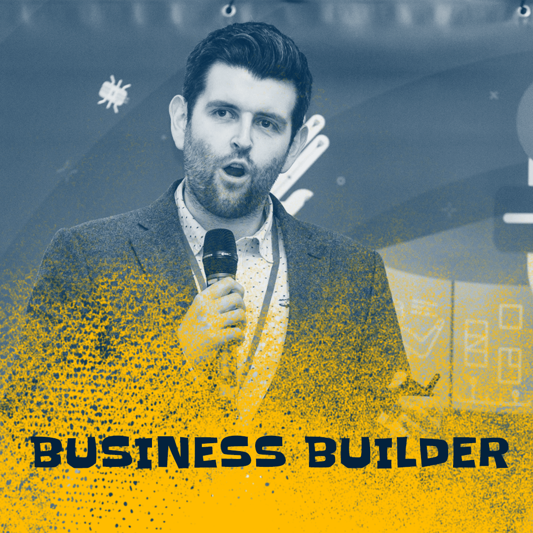 Business Builder Stage - Michael Corrigan