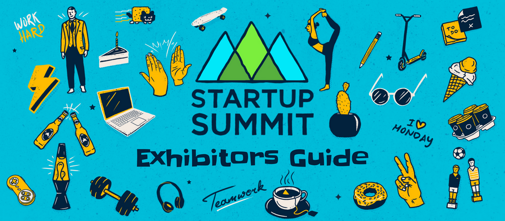 Startup Summit - Exhibitors Guide