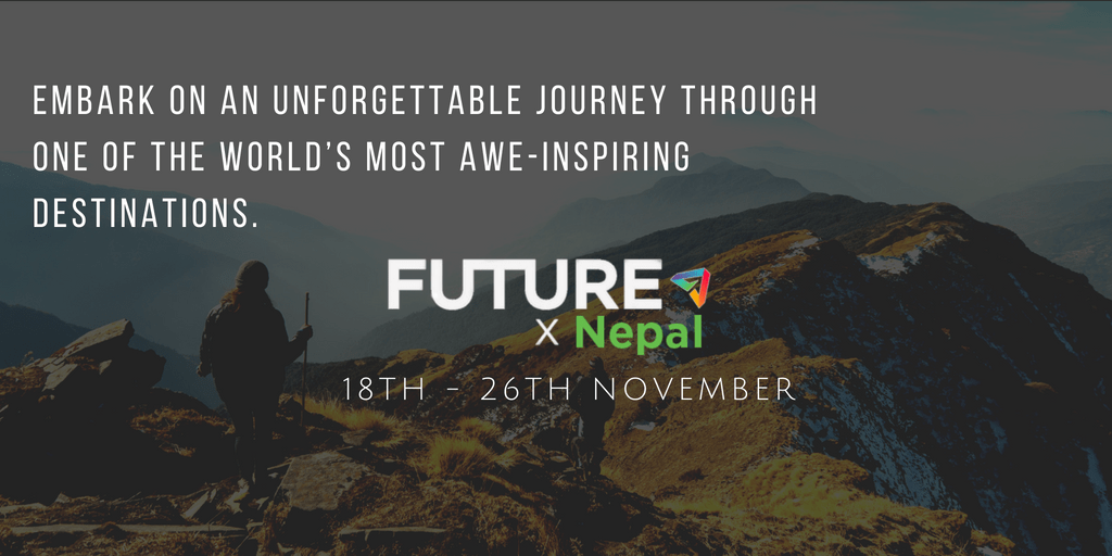 FutureX Nepal - 18th-26th November 2018