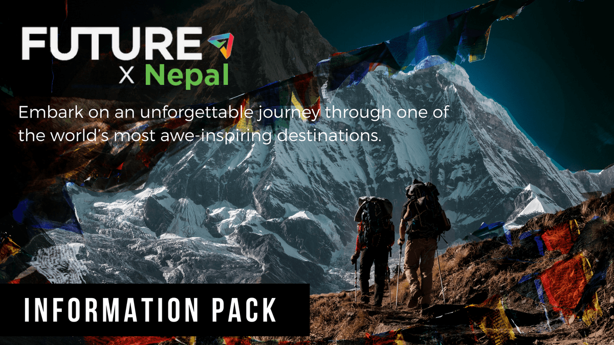 FutureX Nepal - Embark on an unforgettable journey through one of the world's most awe-inspiring destinations.
