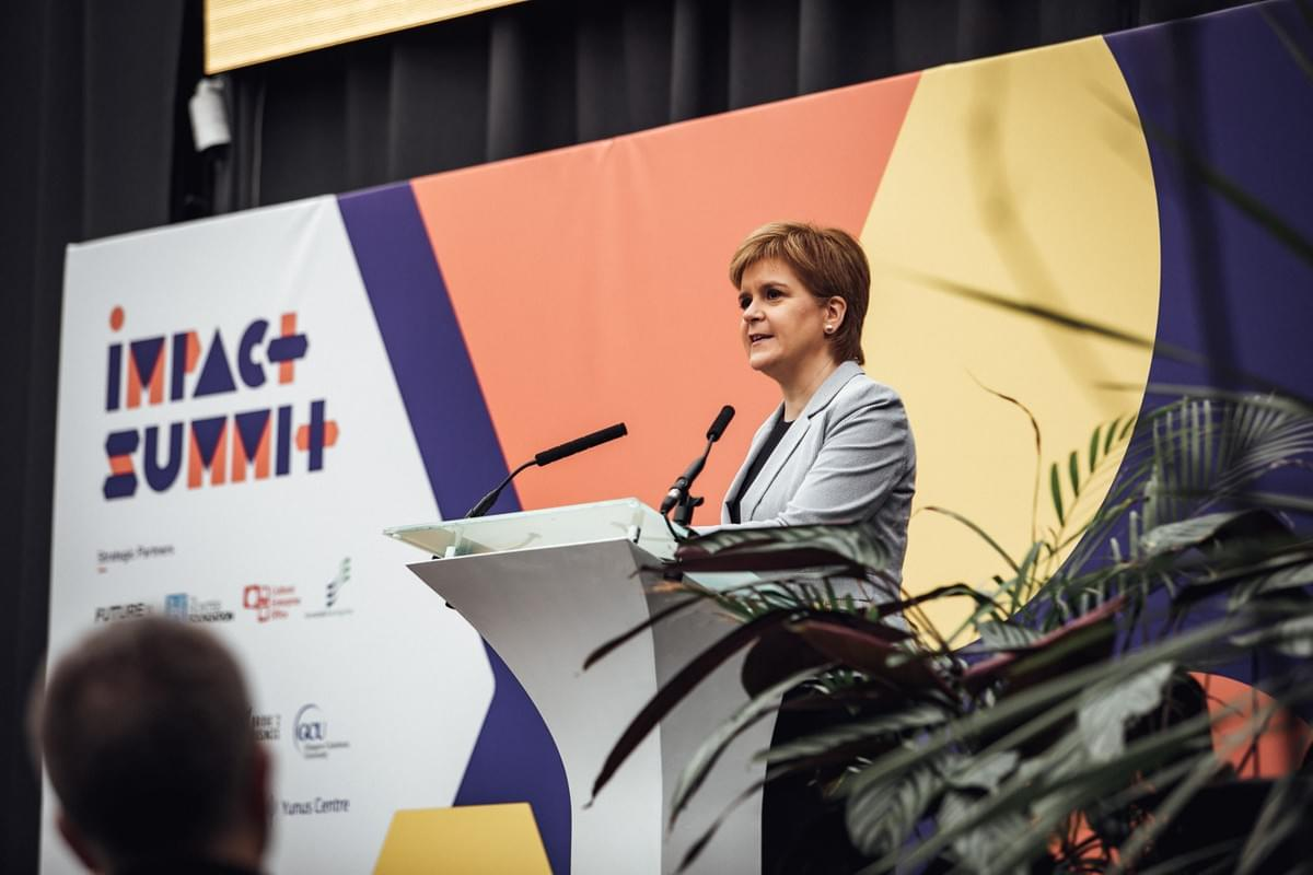 Impact Summit - 15th May 2019 - SWG3 Glasgow