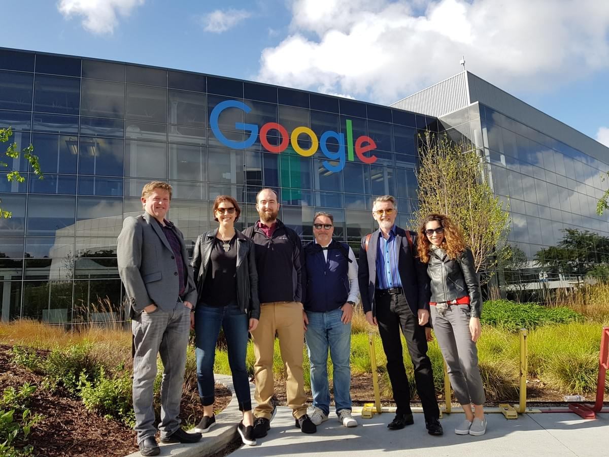 FutureX SVA18 Cohort at Google