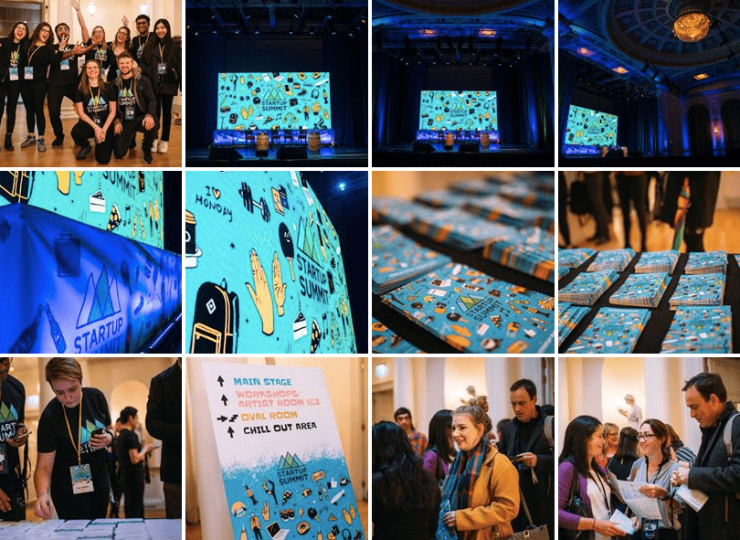 Startup Summit 2018 Photos | Assembly Rooms | 31st October 2018