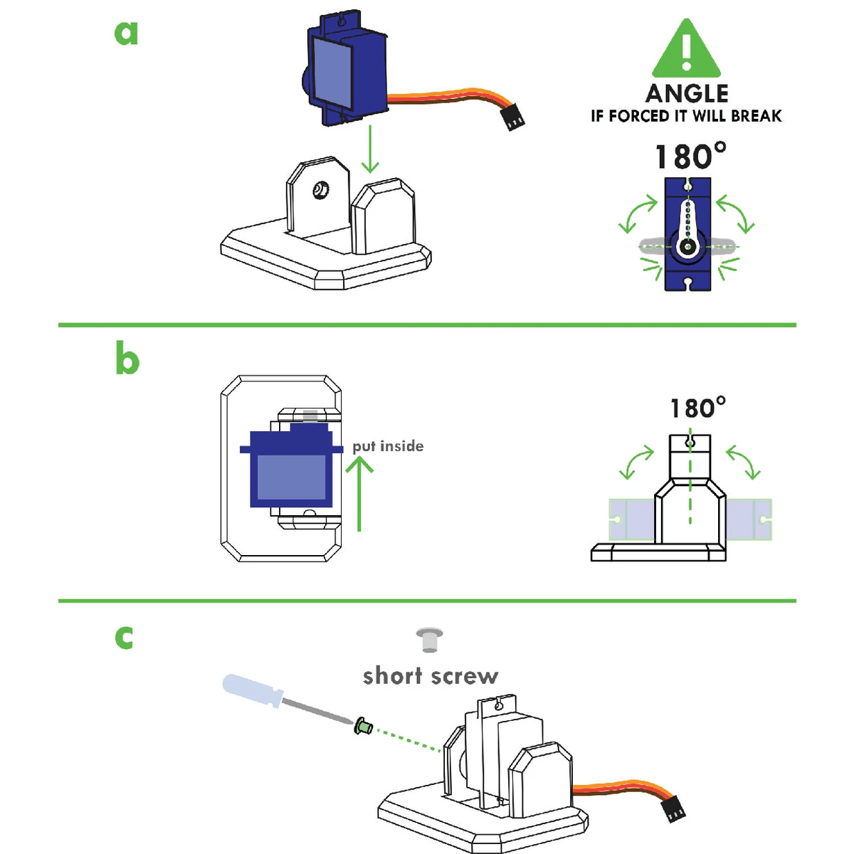 how to calibrate your own robot? - STEAM