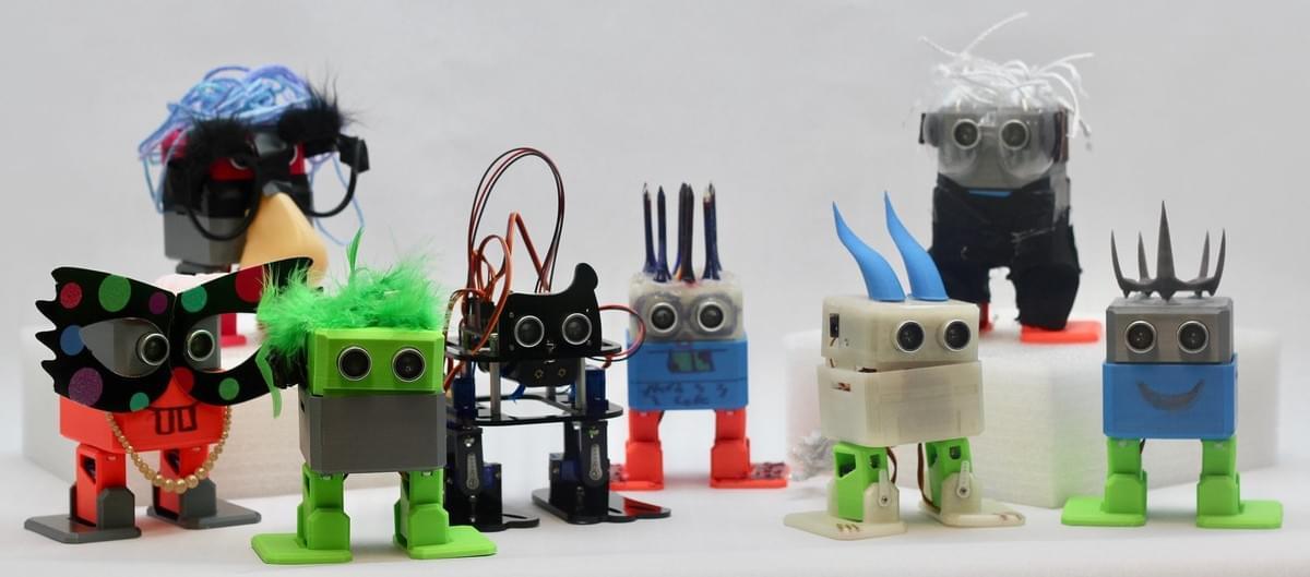 4 easy ways to design your own robot - APP Design