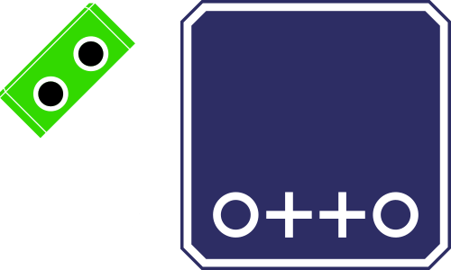 Otto DIY Logo registered trademark