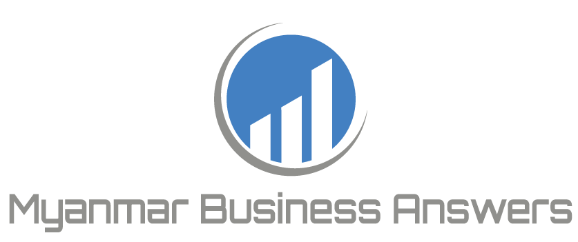 Myanmar business answers logo