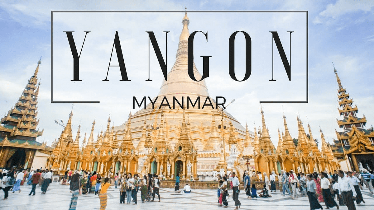 Cheat Sheet for The Myanmar Tourist - Yangon