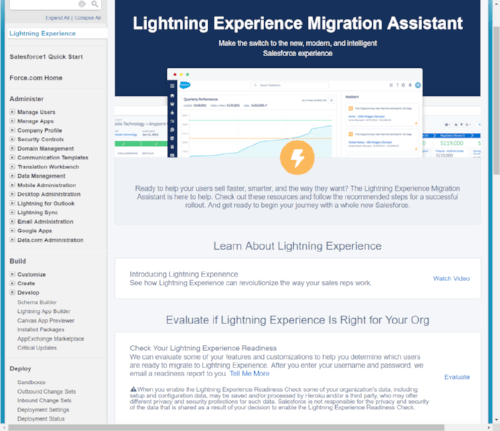 Is Your Org Ready for Salesforce Lightning?