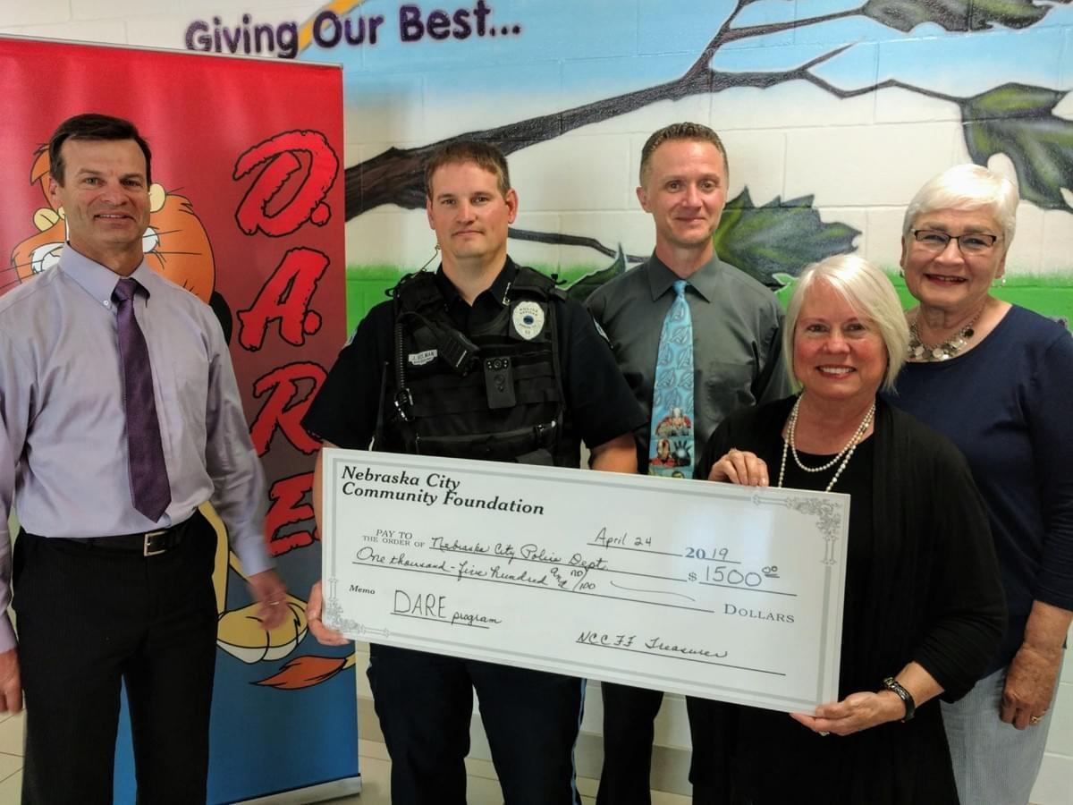 Nebraska City Community Foundation Fund
