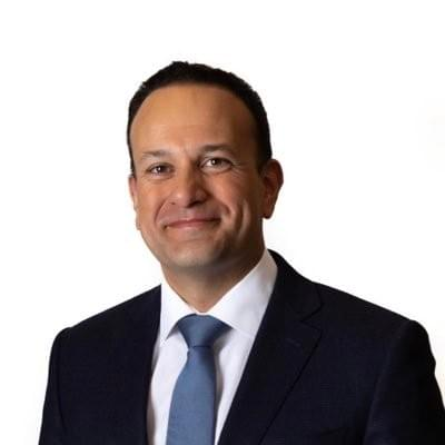 Leo Varadkar endorsing National Services Day Ireland