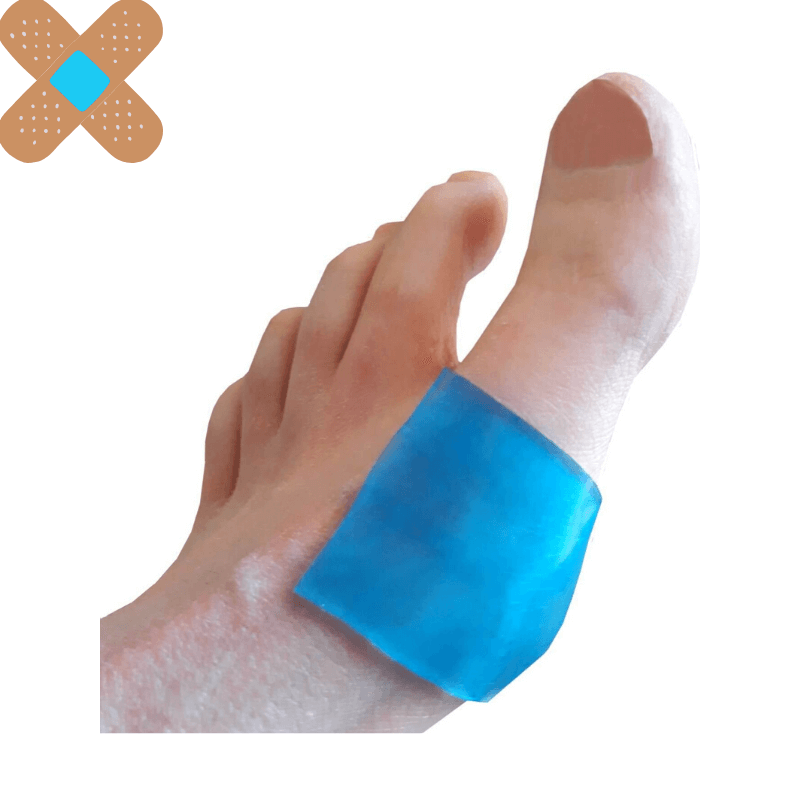 Protection Hallux Valgus réutilisable I Gel Zero Impact