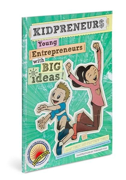 Young Entrepreneurs with Big Ideas book