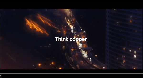 BHP Think Copper - VIdeo  (ATL)