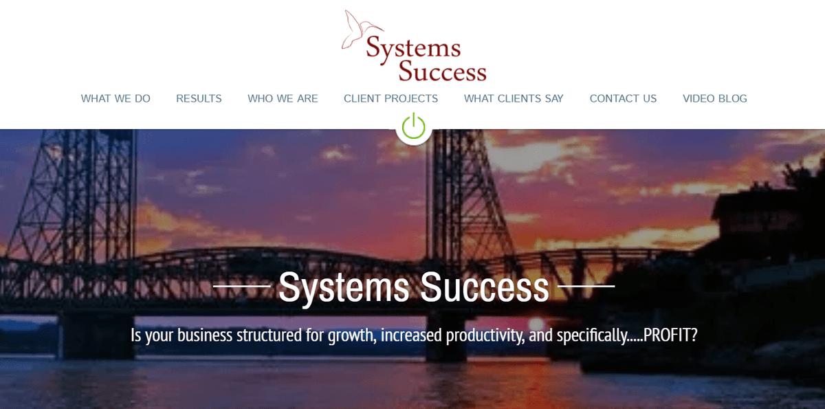 Systems Success, Jolene McDonough