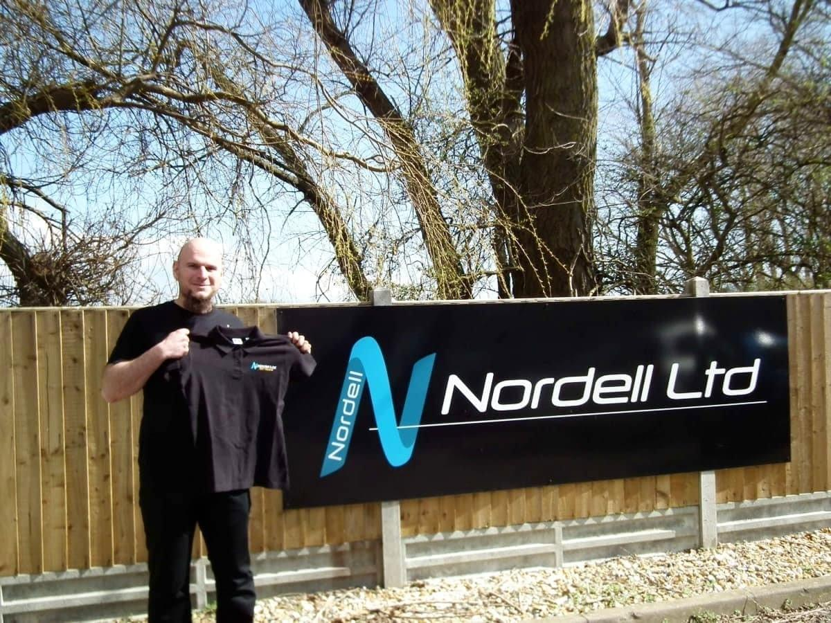 Zoltan — Nordell's Moulding Development Engineer