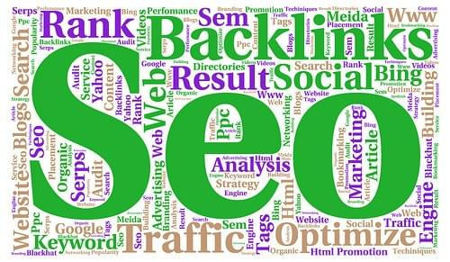 Ranking and SEO image