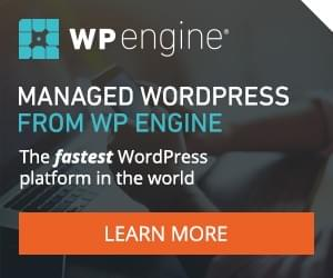 WP Engine is VIP Hosting