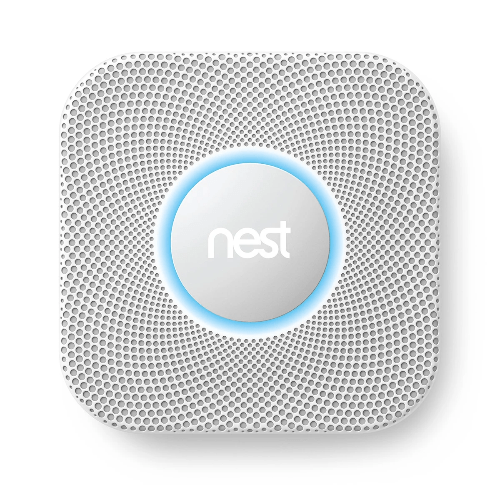 NEST PROTECT - 2019 Best Smart Smoke/Carbon Monoxide Detector