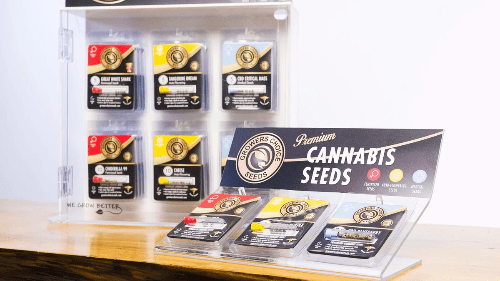 Have you been weighing your options before you buy cannabis seeds? Well, put the scales away – you've found everything you were looking for with Growers Choice!