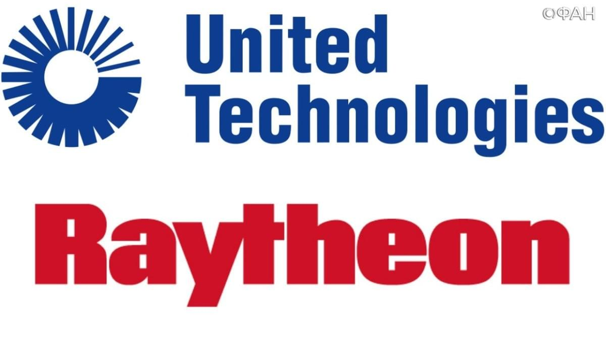 Defense contractors United Technologies and Raytheon will Merge