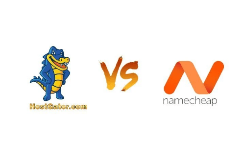 Hostgator versus Namecheap