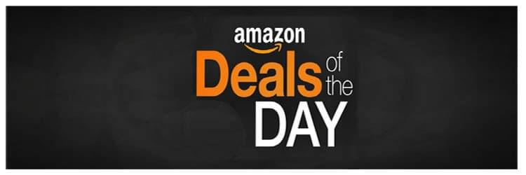 Shop Amazon's Deal of the Day, Lightning Deals, and Best Deals, featuring hand-picked deals with low prices on top products updated