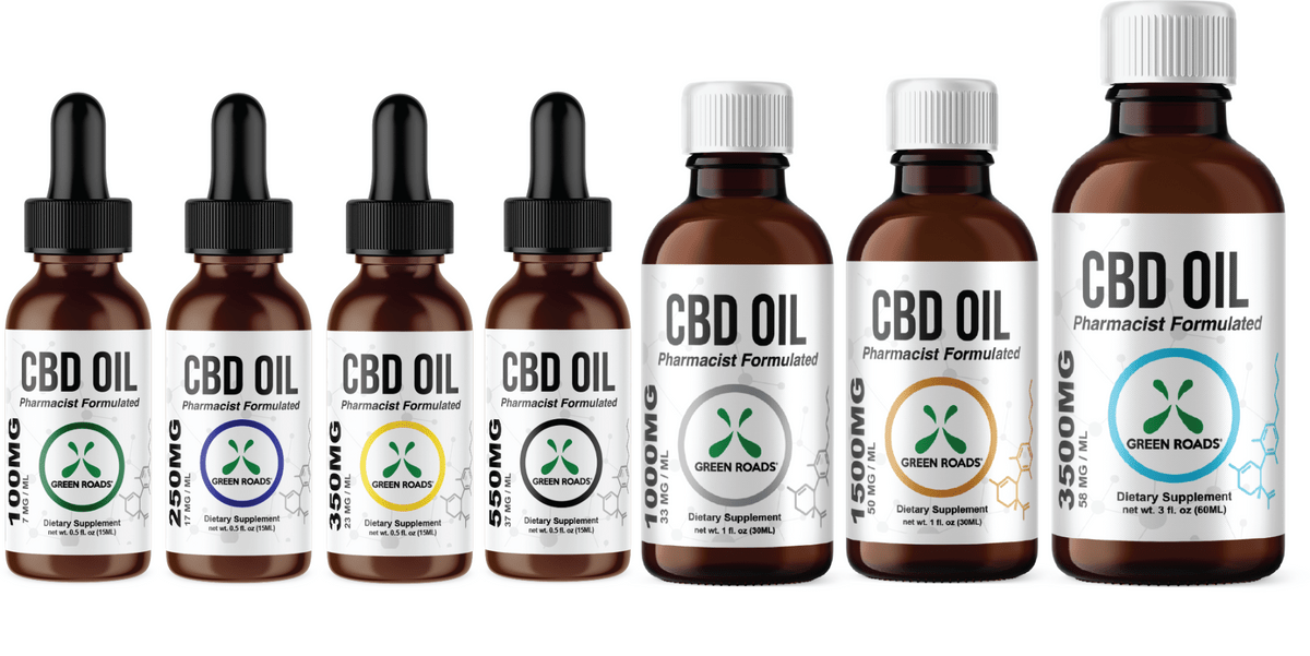 Order Green Roads CBD