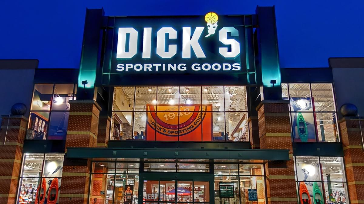 Restricting gun sales cost Dick's $150 million last year