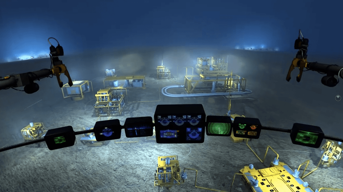 VR Subsea