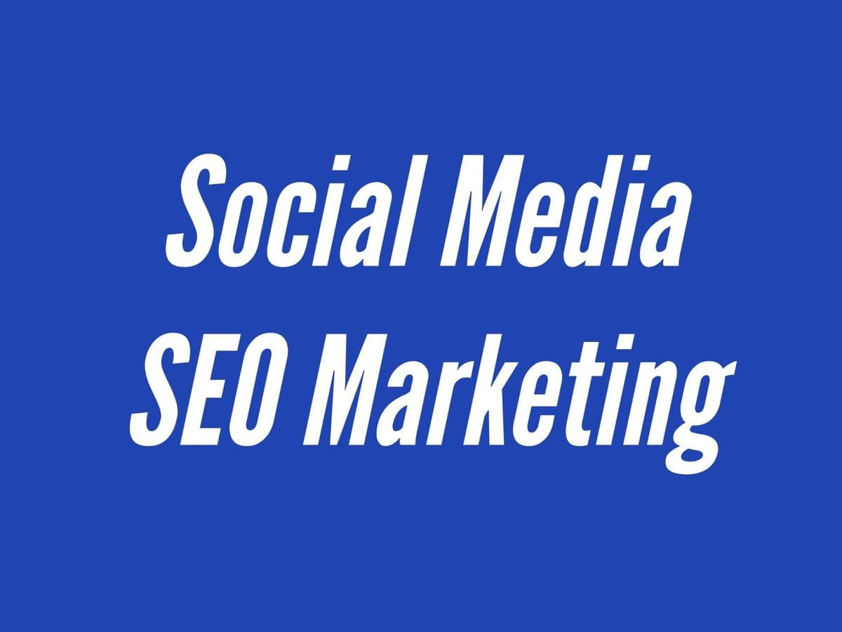Social Media SEO MarketingSacramento Roseville