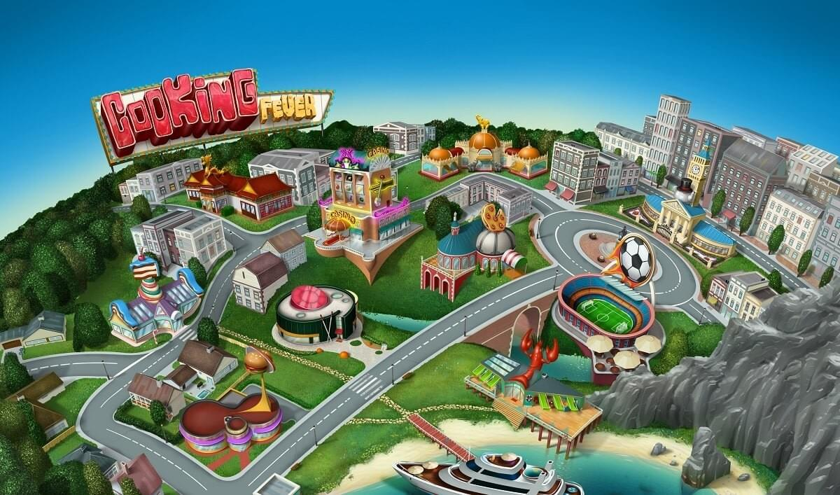 cooking fever hack no download